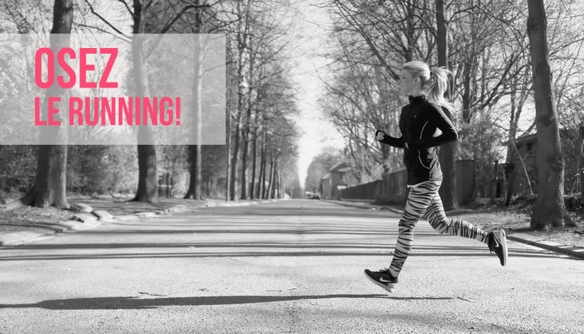 En 2015, on s'active! Focus sur le « running »!