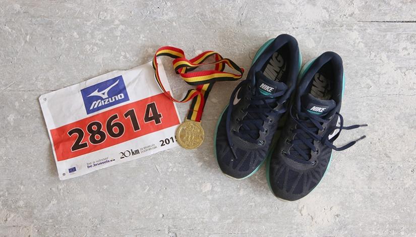 #Running – Les 20 KM de Bruxelles: un rêveaccessible!