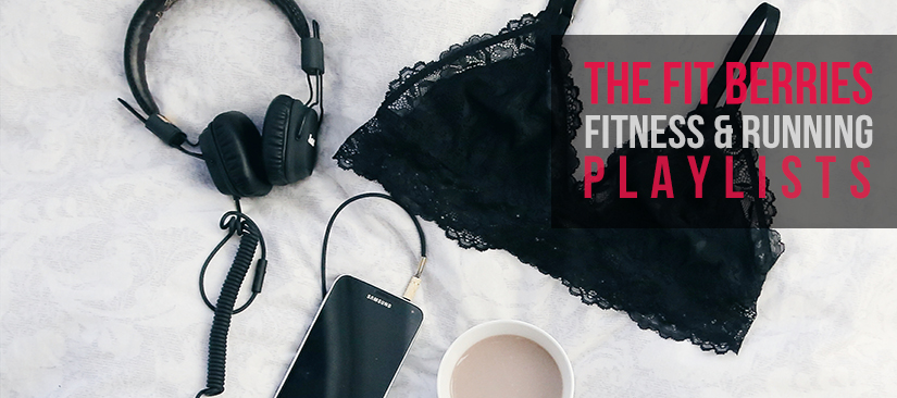 Fitness & Running Music: la playlist The Fit Berries Part. 4